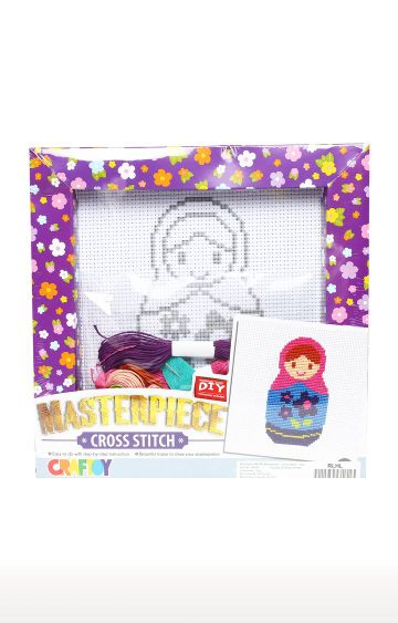 Hamleys | Masterpiece Cross Stitch Do