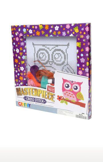 Hamleys | Masterpiece Cross Stitch Owl