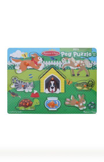 Hamleys | Pets Puzzle Set