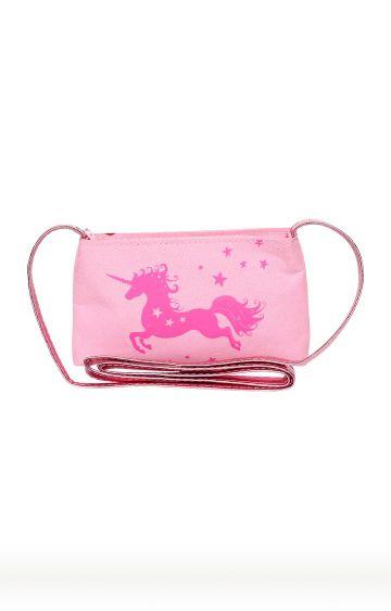 Hamleys | Pink Unicorn Handbag