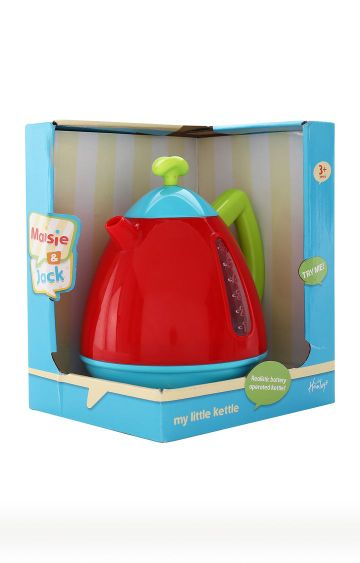 Hamleys | Red Kettle Toy