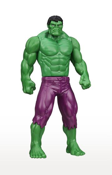 Hamleys   Hasbro The Hulk The Avengers Marvel Action Figure