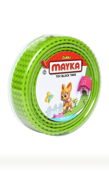 Hamleys | Green Construction Tape