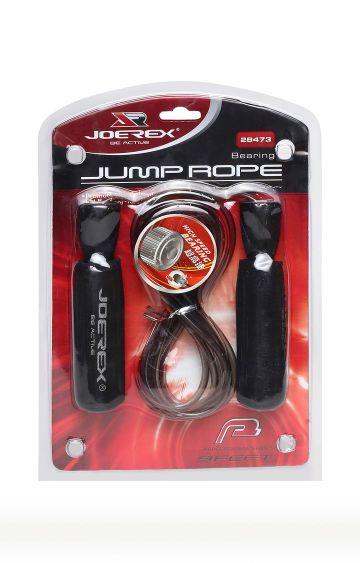Hamleys   Black Bearing Jump Rope