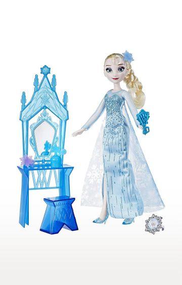 Hamleys | Fur Real Friends Disney Frozen Elsa and Coronation Vanity
