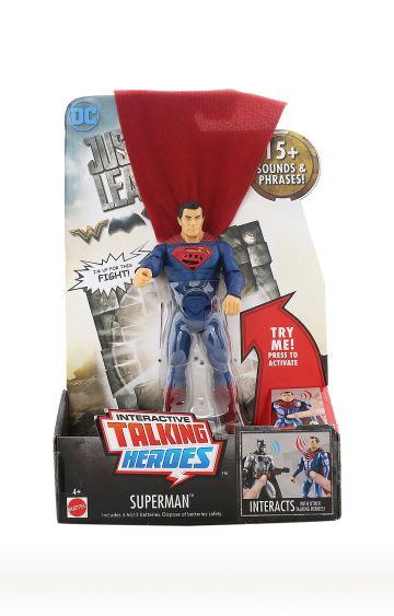 Hamleys | Superman Action Figure
