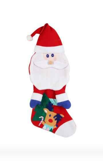 Hamleys | Santa Face Stockings