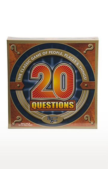 Hamleys | The Classic Game of 20 Questions