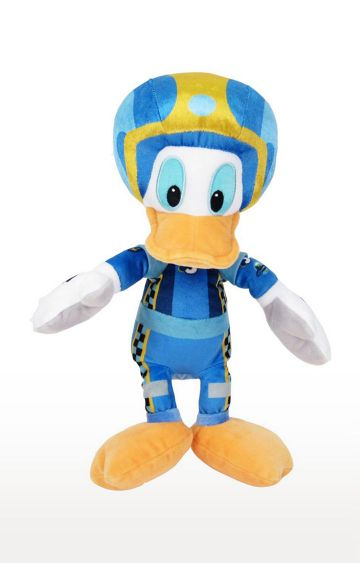 Hamleys | Disney Donald in Racing Outfit Softtoy