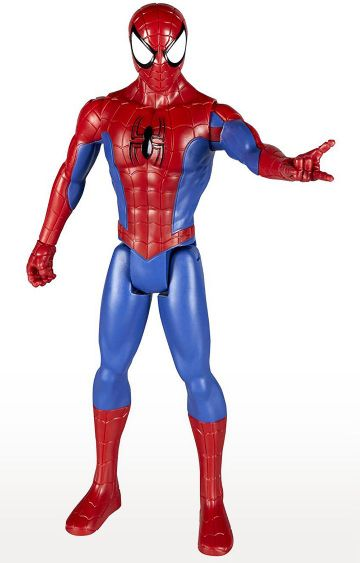 Hamleys   Spider-Man Titan Hero Series