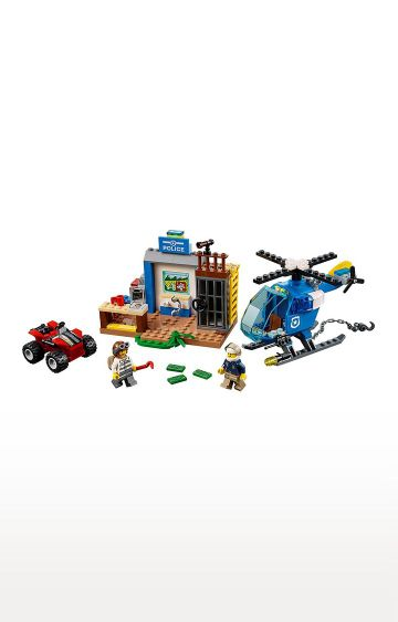 Hamleys | Lego Juniors Mountain Police Chase Building Blocks