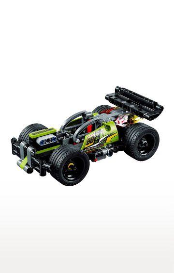 Hamleys | Lego Technic Whack Racer Car Building Blocks