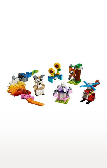 Hamleys | Lego Classic Bricks and Gears Building Blocks