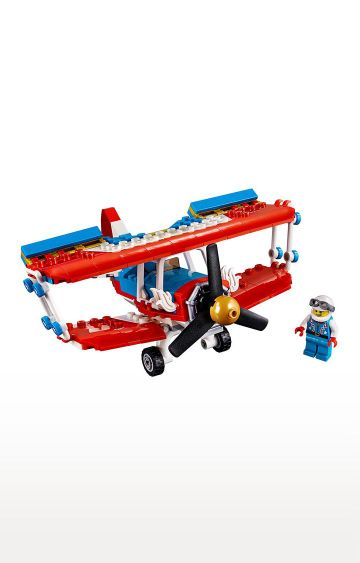 Hamleys | Lego Creator 3in1 Daredevil Stunt Plane Building Blocks