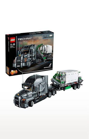 Hamleys | Lego Technic Mack Anthem Truck Building Blocks