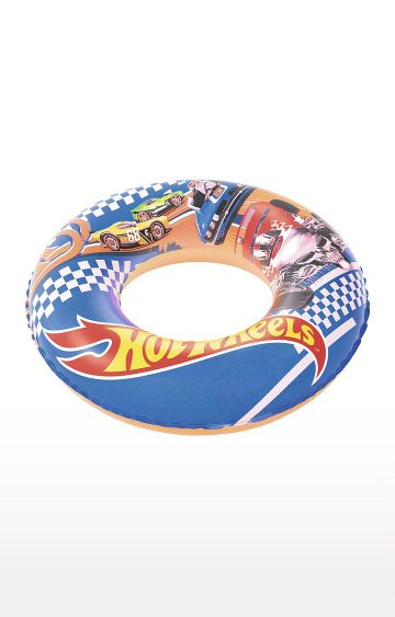 Hamleys | Bestway Hot Wheels Swim RingBaby Swim Float