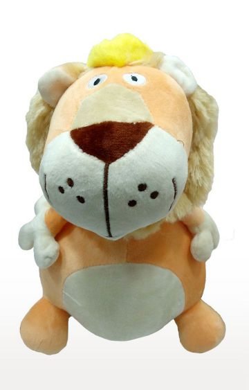 Hamleys   My Baby Excels Lion with Crown Plush
