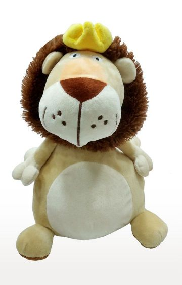 Hamleys | My Baby Excels Lion with Crown Plush