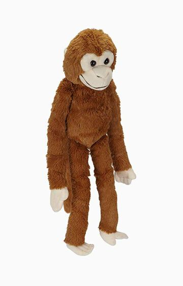 Hamleys | Cuddles Monkey Soft Toy