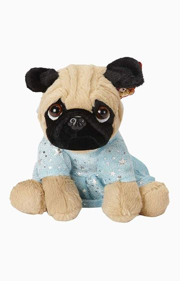 Hamleys | Cuddles Pug Soft Toy