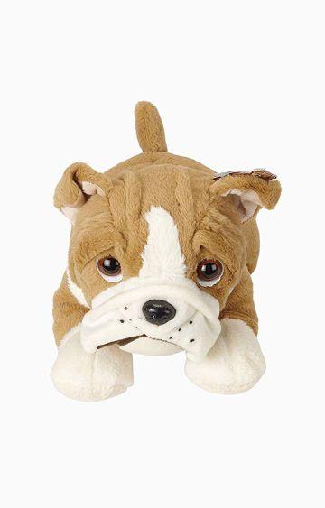 Hamleys | Cuddles Sleeping Dog Soft Toy