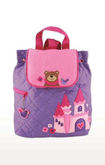 Hamleys | Stephen Joseph Quilted Backpack