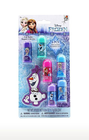 Hamleys | Townley Girl Disney Frozen Lip Balm Kit - Set of 6