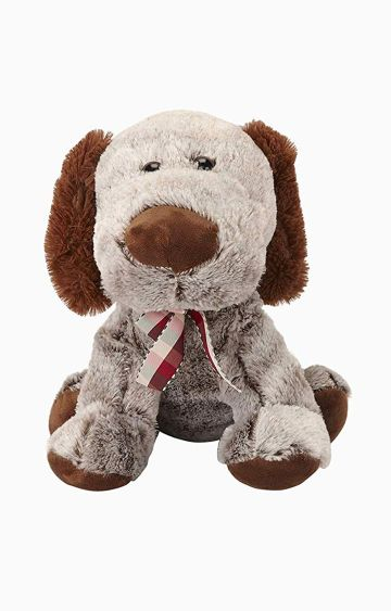 Hamleys | Cuddles Sitting Dog Plush Soft Toy