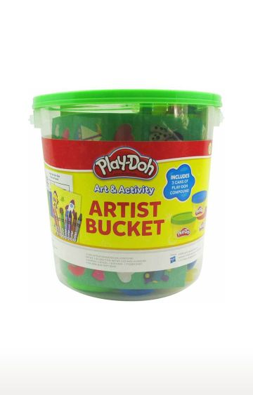 Hamleys | Play-Doh Artist Craft Bucket