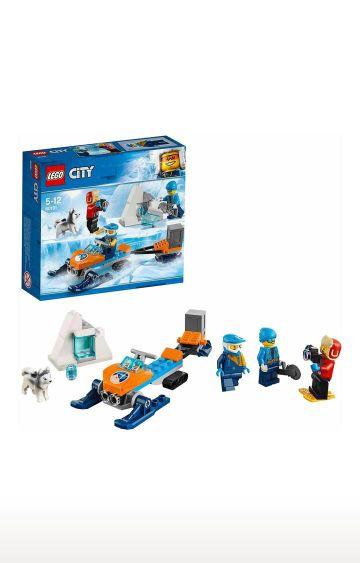 Hamleys | Lego City Arctic Exploration Team Building Blocks