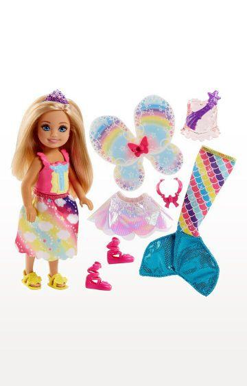Hamleys | Barbie Rainbow Cove Chelsea Dress Up