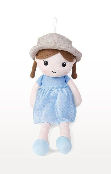 Hamleys   My Baby Excels Floral Print with Hat Plush Doll