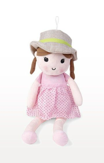 Hamleys | My Baby Excels Floral Print with Hat Plush Doll
