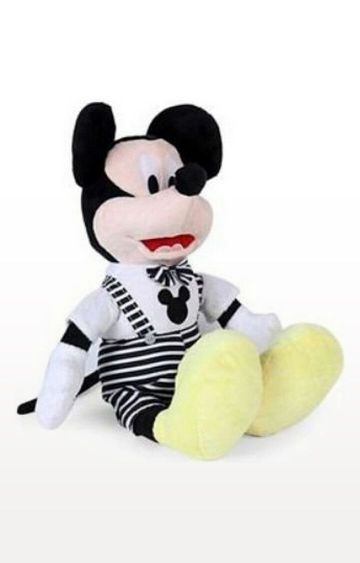 Hamleys | Mickey Monochrome Plush