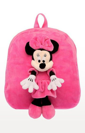 Hamleys | Pink Happiness Minnie Backpack