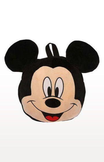 Hamleys | Black Happiness Mickey Backpack