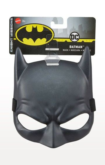 Hamleys | Black Action Play Batman Knight Missions Mask