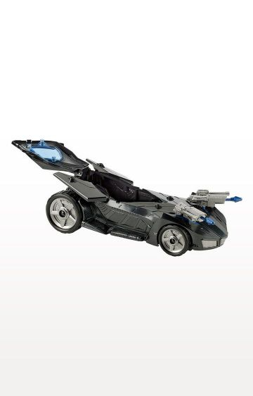 Hamleys | Action Play Knight Missions Missile Launcher Batmobile Vehicle