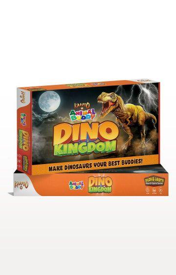 Hamleys | Kaadoo Animal Buddy - Dino Kingdom - Safari Board Game