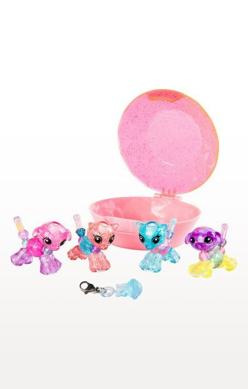 Hamleys | Collectible Bracelet Case - Twin Four Pack