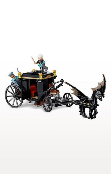 Hamleys | Lego Harry Potter Fantastic Beasts GrindelwaldEscape Building Blocks
