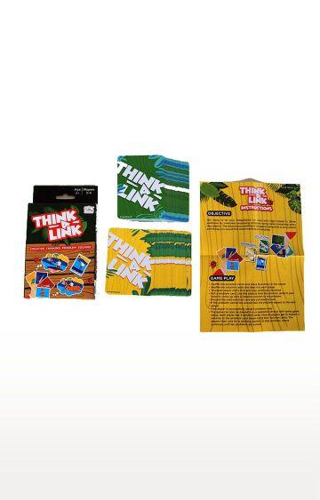 Hamleys | Trunk Works Think-A-Link Travel Card Game