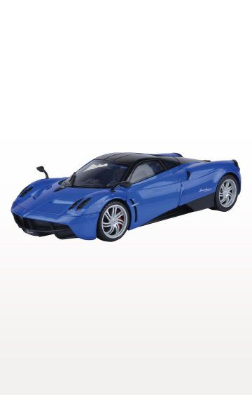 Hamleys | Blue Motormax 1 -18 Pagani Huayra Diecast Car