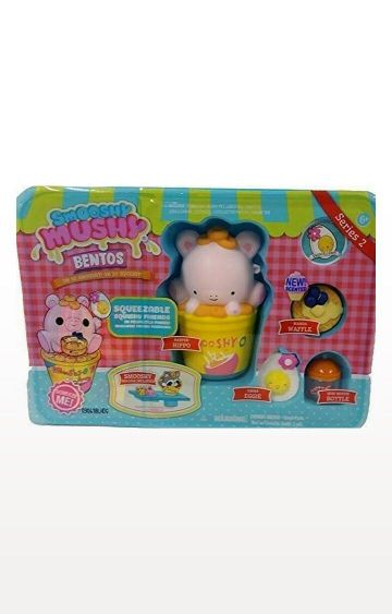 Hamleys | Smooshy Mushy Bento Box Series 2 Harper Hippo