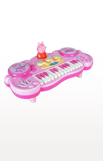 Hamleys | Pink Peppa Pig Piano