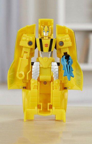 Hamleys   Yellow Nerf Nitro Smashshot