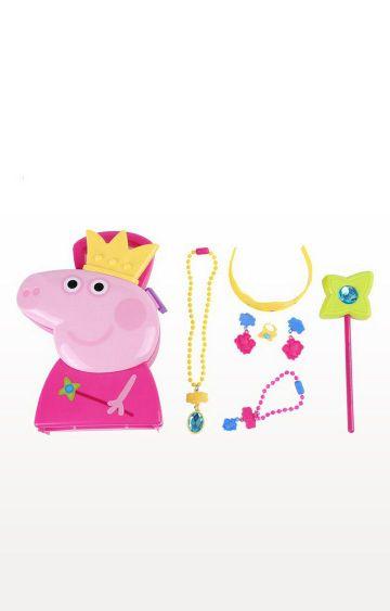 Hamleys | Peppa Doll Jewellery Case