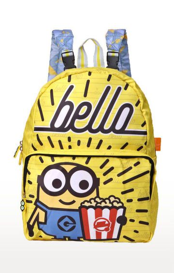 Hamleys | Minions Bello Reversible School Bag