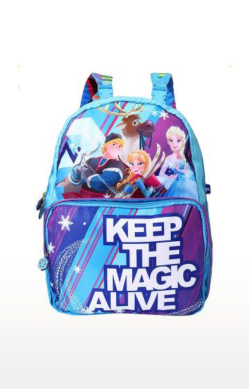 Hamleys | Frozen Unleash The Magic Reversible School Bag