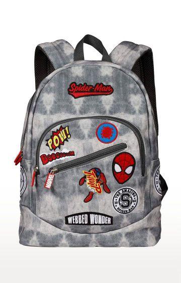 Hamleys | Spiderman Webbed Wonder Canvas School Bag